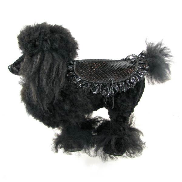 Limited Edition Poodle Handbag Number 3 Of 10