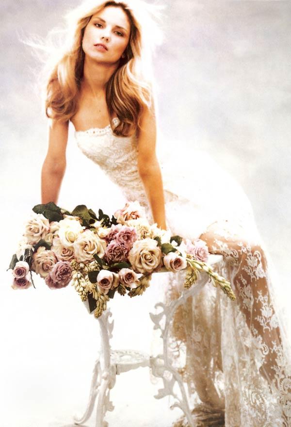 bridal dresses by Basia Zarzycka