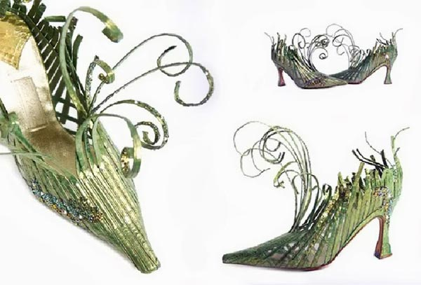 fantasy shoes by Basia Zarzycka